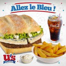 Post Facebook U's Canteen pour l'Euro 2016